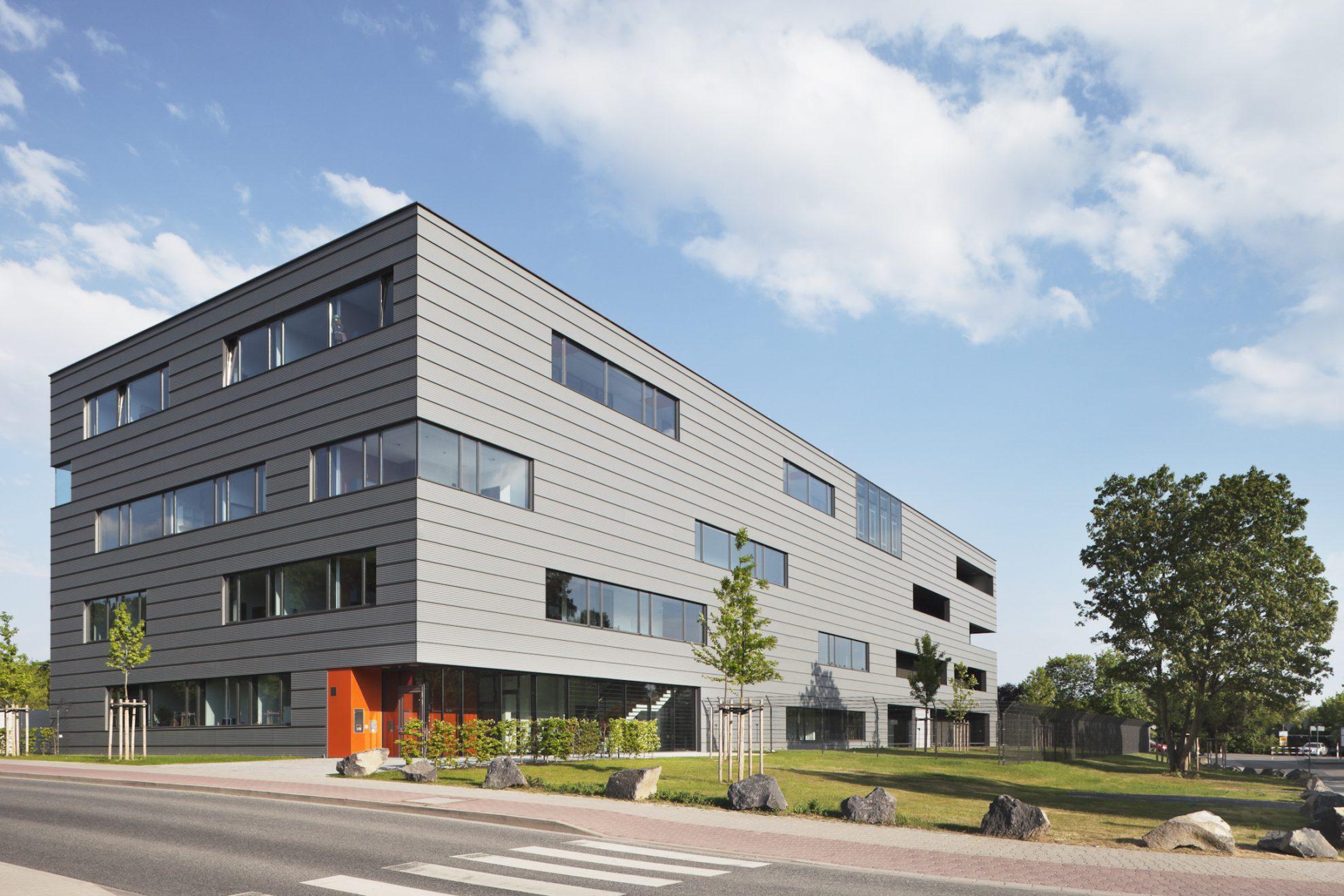 Architekt Mainz forschungseinrichtung jgu mainz doranth post architekten