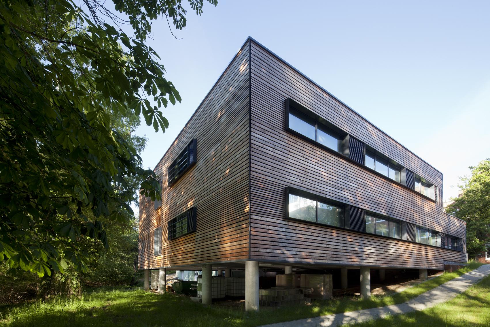max planck institut pl n doranth post architekten. Black Bedroom Furniture Sets. Home Design Ideas