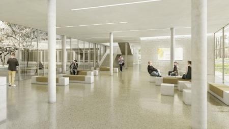 Innenarchitektur doranth post architekten for Innenarchitektur erlangen
